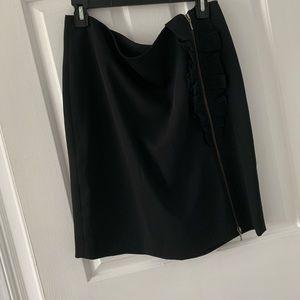 Black Banana Republic size 14 skirt